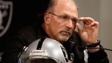 Tony Sparano named Raiders interim coach after Dennis Allen firing