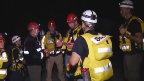 Search and rescue - night - Abbotsford - Sept. 30, 2014