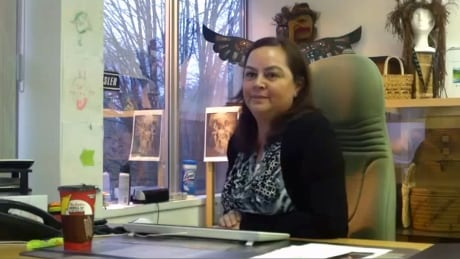 Krisandra Jacobs - former communications manager for Squamish Nation