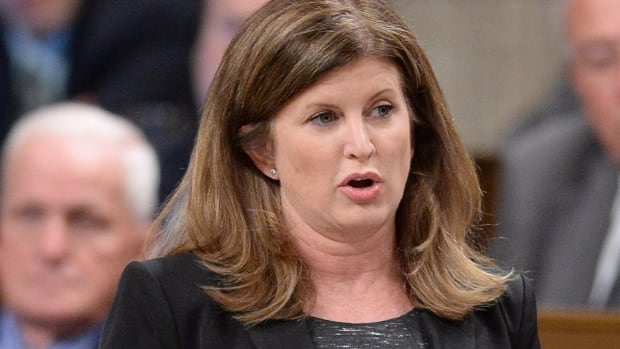Health Minister Rona Ambrose answers a question in the House of Commons earlier this month. Today Health Canada blocked the import of drugs and drug ingredients from three plants in India.