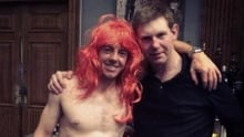 McIlroy 'fuzzy' on Ryder Cup topless kilt photo