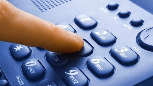 Phone service has been restored to thousands of Canadian NetTalk customers who couldn't receive calls for days.