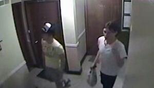 Luka Magnotta Jun Lin surveillance video murder trial