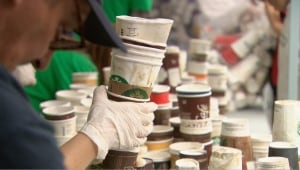 The Coffee Cup Revolution - Oct. 6, 2014