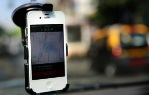 India Uber Asia