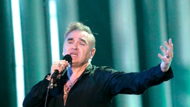 Maybe he should have stuck to writing songs — former Smiths frontman and lyricist Morrissey has won the Literary Review's annual award for the poorest quality writing about sex.