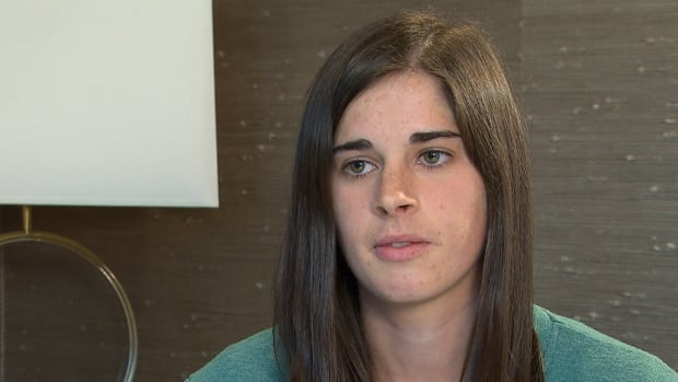 Bethany Paquette claims her application to work for Amaruk Wilderness Corp. was rejected because she's Christian, but a CBC News report has raised questions whether the company even exists.