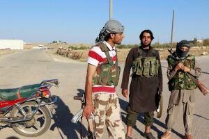 Kobani ISIS fighters