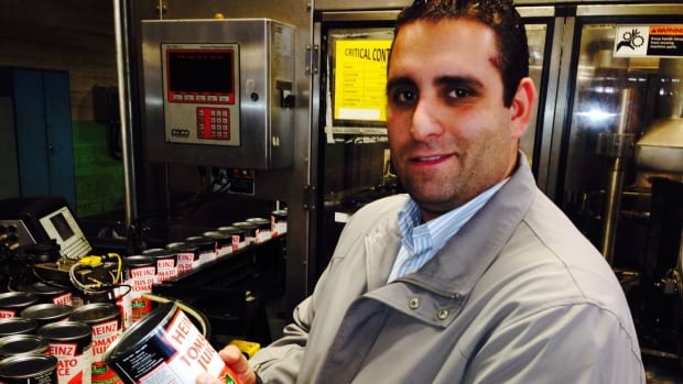 Highbury's plant manager Sam Diab says the company plans expansion in the next four months.