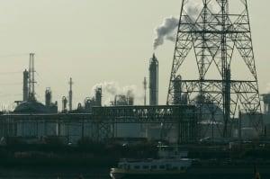 refinery Antwerp