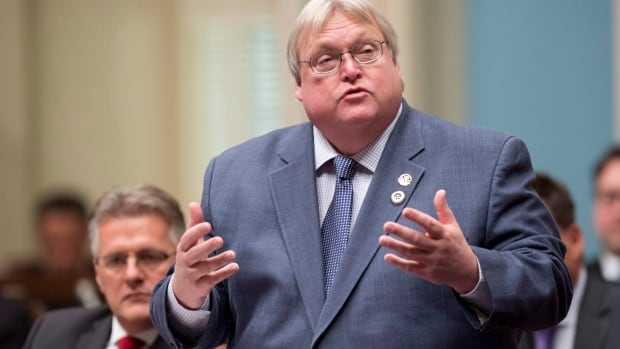 Quebec Health Minister Gaétan Barrette said that 40 per cent of Quebecers suffer from mental health issues at one point in their lives.