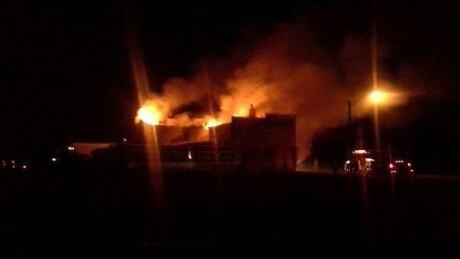 Elfros blaze latest in series of rural Saskatchewan hotel fires - CBC.ca