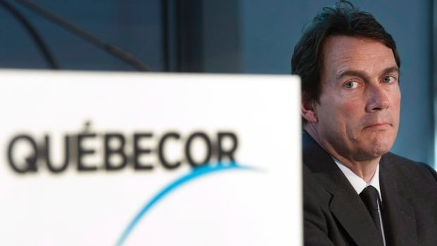 Pierre Karl Péladeau is leader of the Parti Québécois and the majority shareholder of media company Québecor.