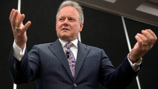Bank of Canada governor Stephen Poloz is set to reveal the bank's latest decision on interest rates on Wednesday, and many economists say a rate cut could be in the offing.