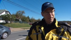 Halifax Regional Police Sgt. Steve Calder