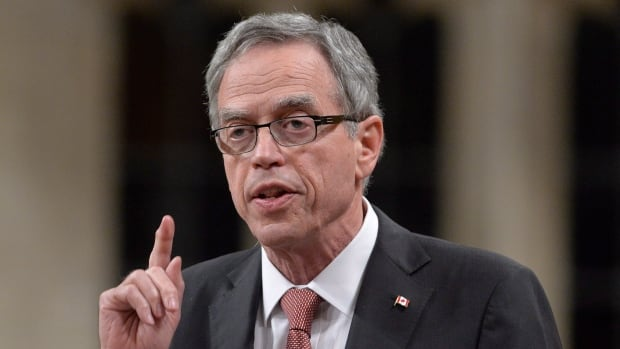 A draft news release detailing yet-to-be introduced tax measures was mistakenly posted on the Finance Department's website for a few minutes late Thursday afternoon. Finance Minister Joe Oliver called the incident 'an administrative error' that was quickly rectified.
