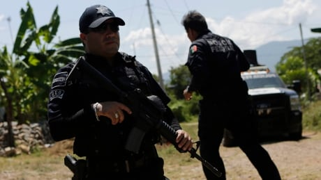 Mexico mass grave missing students