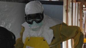 Liberia Ebola workers