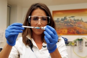Britain Ebola Vaccine