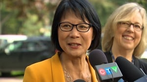 Olivia Chow endorsed by Elizabeth May