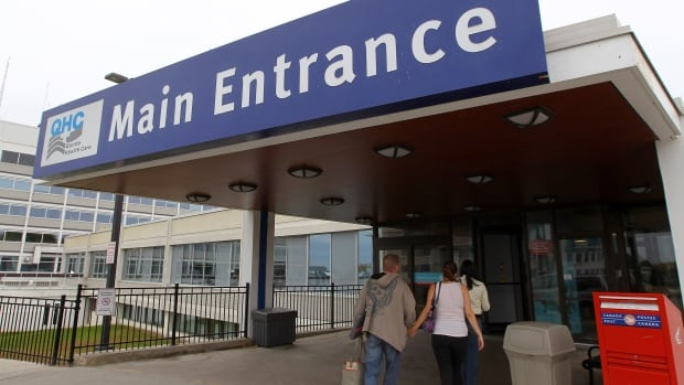 A patient arrived Sunday at Quinte Health Care in Belleville, Ont., with Ebola-like symptoms. Canada's chief public health officer released a statement Tuesday assuring Canadians that hospitals 'have strong infection control systems and procedures in place designed to limit the spread of infection.'