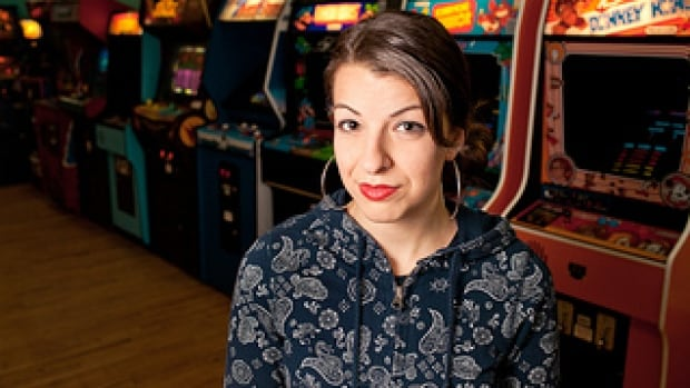 Anita Sarkeesian, Canadian-American media critic as seen on her blog Feminist Frequency, has been subject to online abuse and threats in the past.