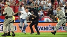 Serbia-Albania soccer brawl: 6 other troubled matches
