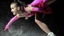 Lubov Iliushechkina will now skate for Canada