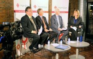 CBC Hamilton mayoral debate