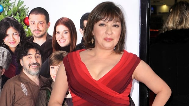 In this Dec. 3, 2008 file photo, Elizabeth Pena is shown at the Los Angeles premiere of Nothing Like the Holidays.