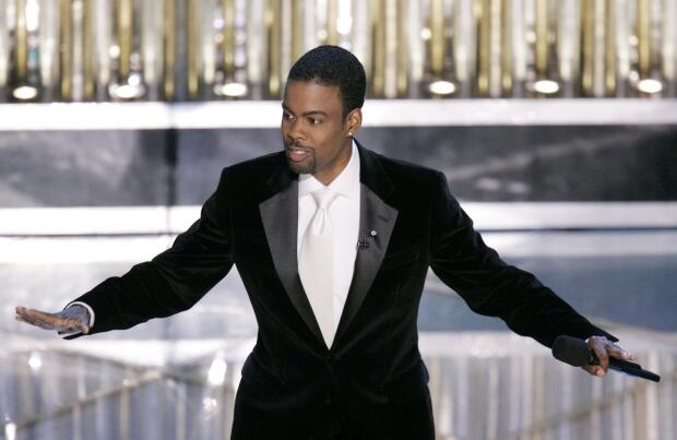Chris Rock Oscars 2005