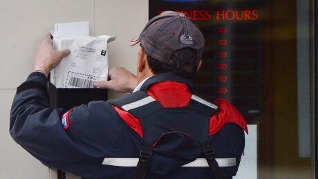 Mail At Door 20141016