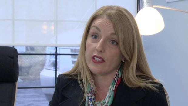 Blue Sky CEO Anne Whelan, seen here in a file photo, says the Town of Stephenville is going to extreme measures to prevent a group home for youth being opened up in its community.