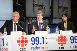 Candidates in #CBCVotes