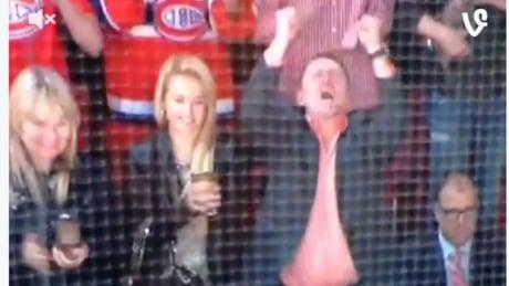 Jiri Sekac Scores 1st NHL Goal, Dad Goes Nuts