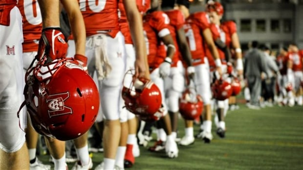 Three former members of the McGill University football team were accused of sexually assaulting a former Concordia University student in September 2011. The charges have been dropped.