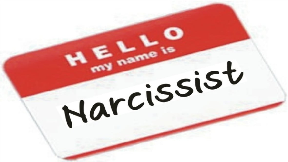 how to work on my narcasist personality