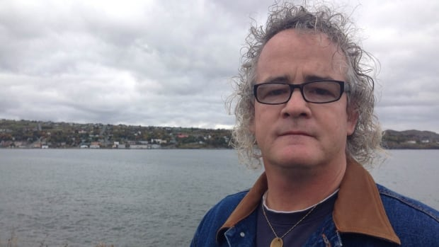 Former Toronto police officer Jim Vaughan-Evans moved to Carbonear after struggling with post-traumatic stress disorder.