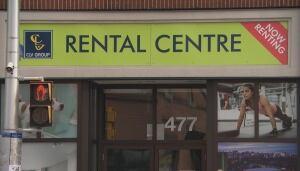 CLV Group rental centre