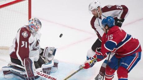 Calvin Pickard Has Memorable First Start Vs. Canadiens
