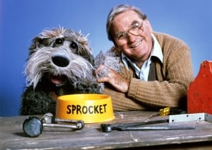 Gerard Parkes as Doc on Fraggle Rock