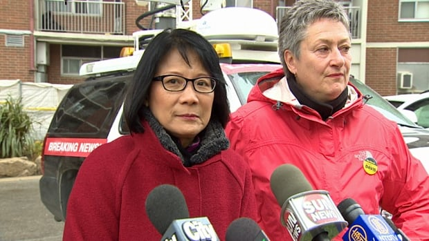 If elected mayor, Olivia Chow says she has plans to get tough with landlords who don't comply with inspectors' orders.