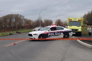Police shooting Saint-Jean-sur-Richelieu