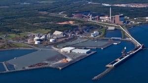 Chaleur Terminals Inc. plans to build an oil terminal at the Port of Belledune