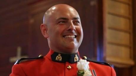 RCMP officer Keith Bennett