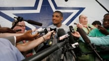 Michael Sam, NFL's first openly gay player, cut by Cowboys