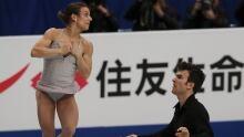 Duhamel and Radford quad puts skating world on notice