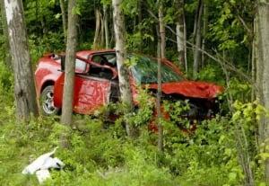 Dany Dubuc-Marquis crash