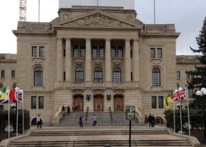 Saskatchewan Legislative Building Oct. 22, 2014