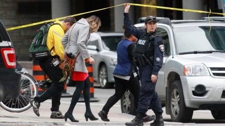 Ottawa police Parliament Hill shooting Oct 22 2014